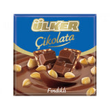 Milk Chocolate with Hazelnuts (Ulker) 2.82 oz (80g) - Parthenon Foods
