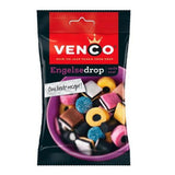 Venco Engelse Drop, Assorted English Licorice, 4.4 oz ( 127g) - Parthenon Foods