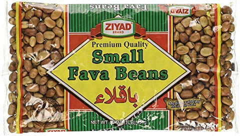 Fava Beans, Small, 16oz bag - Parthenon Foods