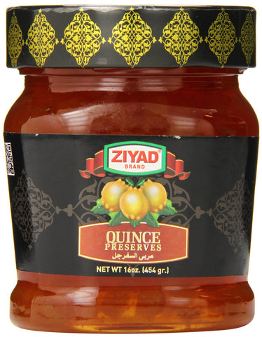 Quince Preserve (Ziyad) 16 oz (454g) - Parthenon Foods
