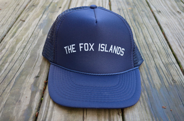 Trucker Hat-The Fox Islands