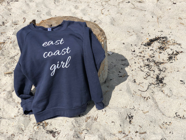 East Coast Girl Pullover