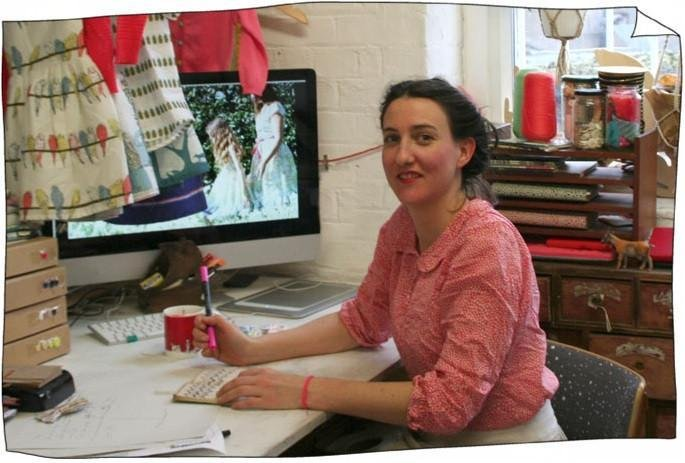 Adventures in textile design! | 27 September
