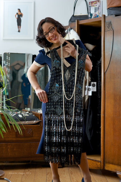 1920s dresses on sale at Revival Retro