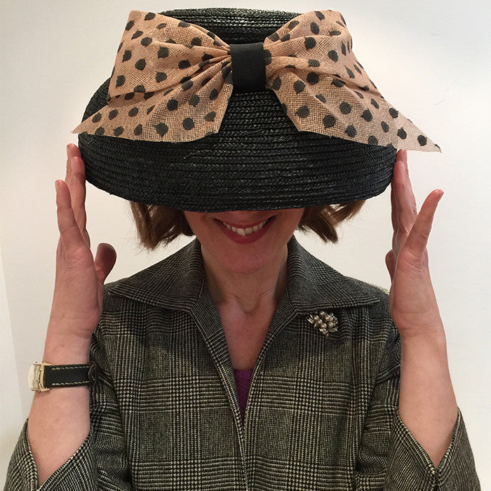 3e4f02b7 Hat Shopping in London: Atelier Millinery Joins Revival Retro
