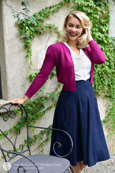 1950s inspired clothing