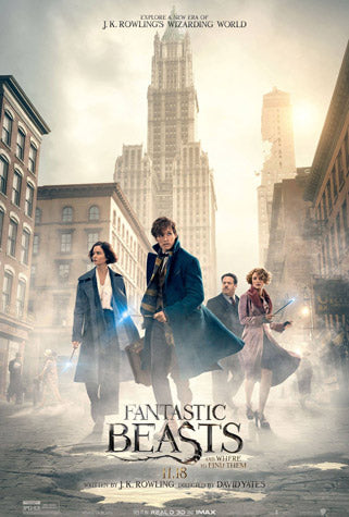 Fantastic Beasts and Where to Find Them 1926