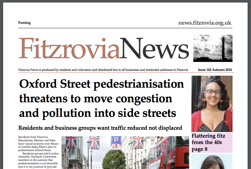 Revival Retro Fitzrovia News