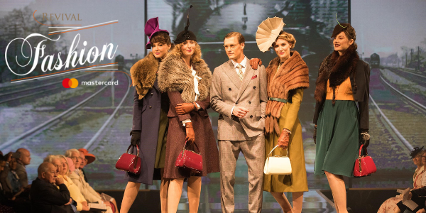 Goodwood Revival Fashion Shows