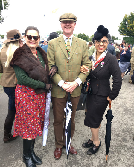 Goodwood Revival Fashion