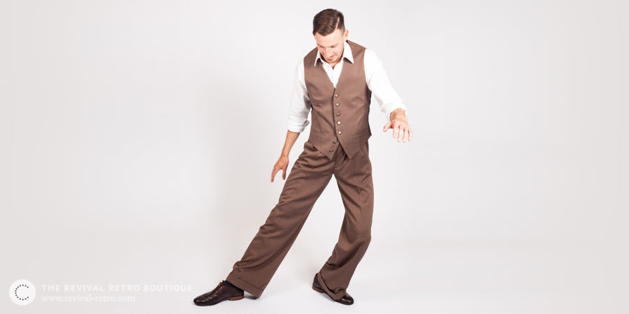Lindy Hop Clothing - Mens 1940s Clothing