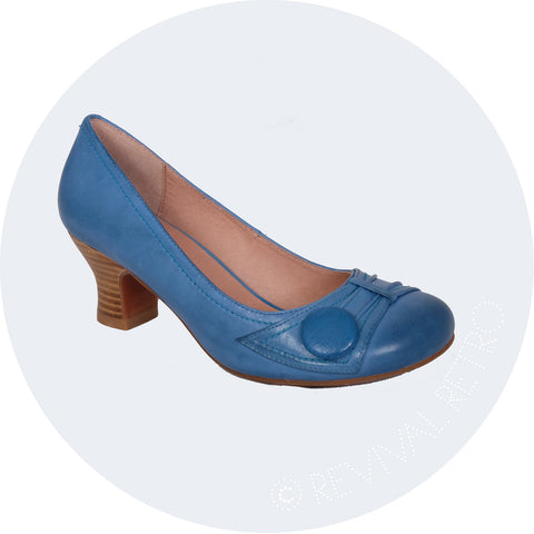 Miz Mooz London Stockist Retro Style Shoe Trimble