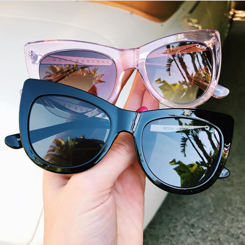 Quay sunglasses London boutique