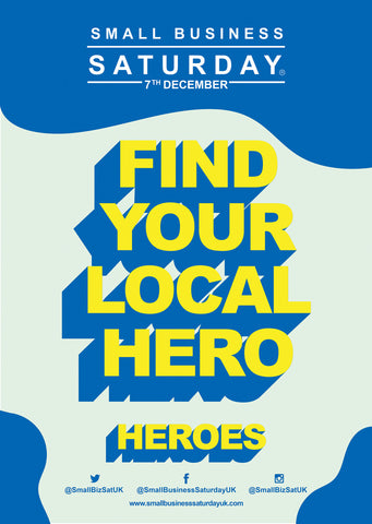 Small Business Saturday Local Heroes