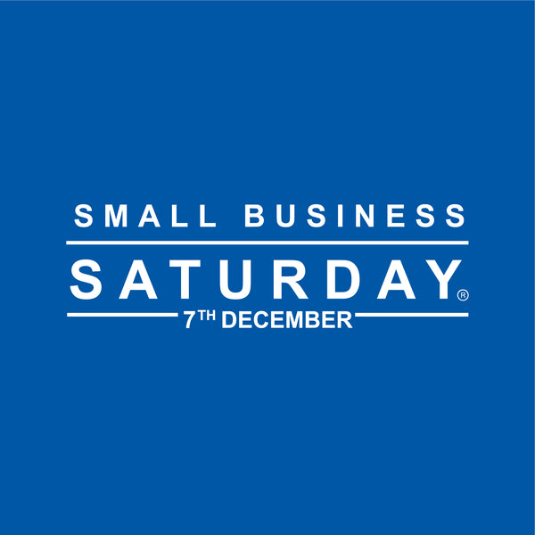 Small Business Saturday UK 7 December 2019