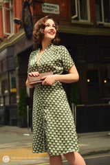 Swing Dance Fashion - Shirtwaister Dress