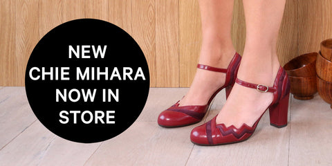 Chie Mihara Shoes London Stockist