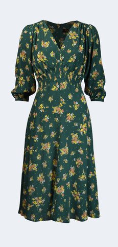 House of Foxy 1940s Dress