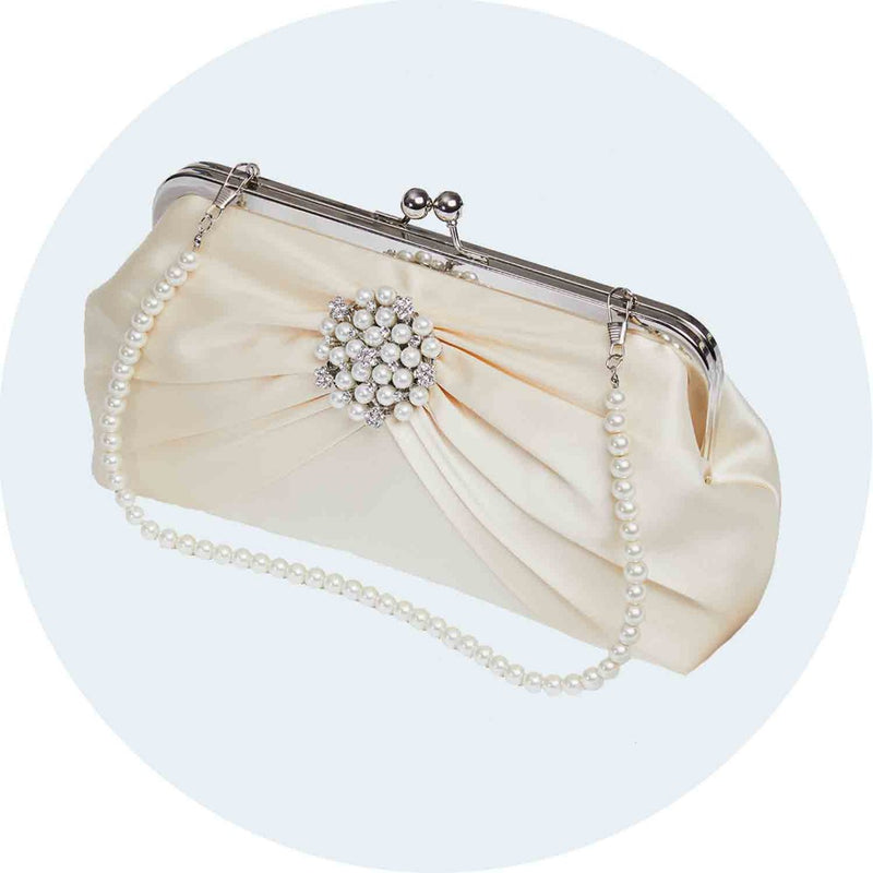 Audrey Hepburn Clutch | Breakfast At Tiffanys