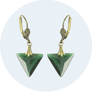 Triangle 20's Earring