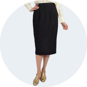 curvy pencil skirt womens suit