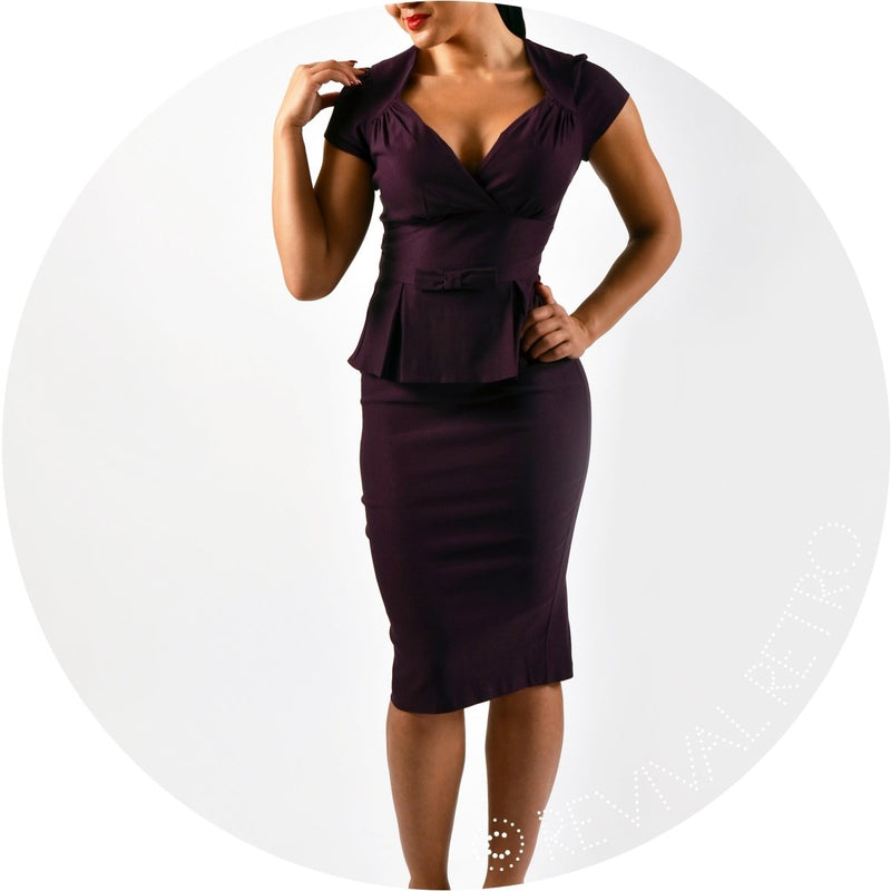 Stop Staring London UK Stockist Obsession Fitted Pencil dress