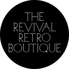 revival retro logo