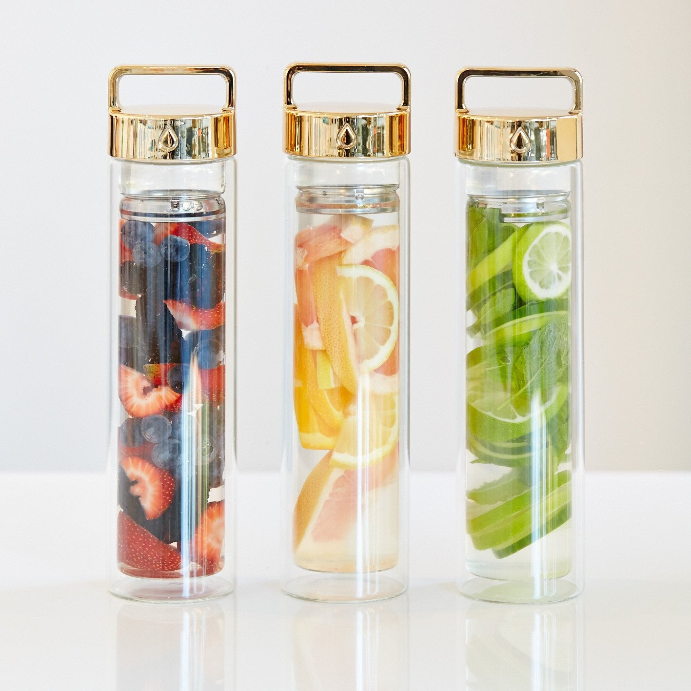 How to Make the Perfect Detox Water with DROPbottle