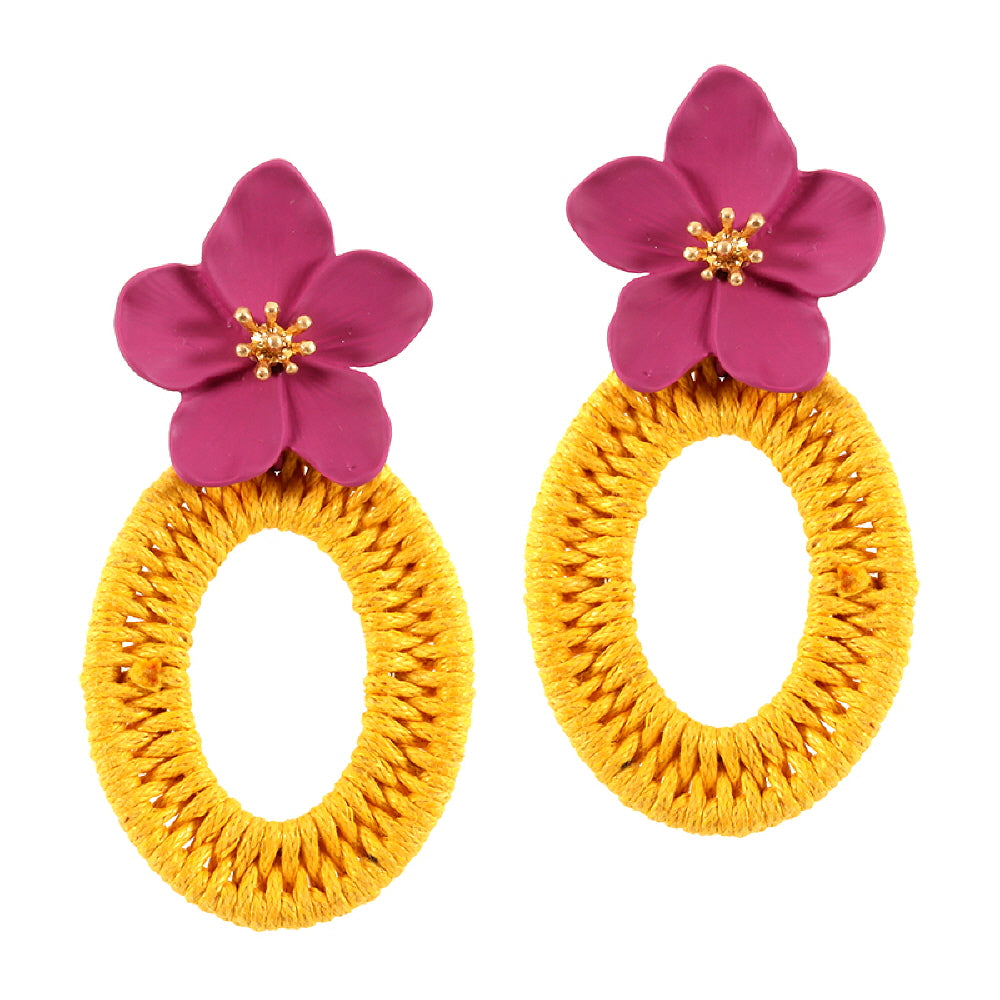 Flowers (Yellow & Pink)