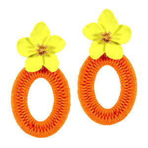 Flowers (Orange & Yellow)