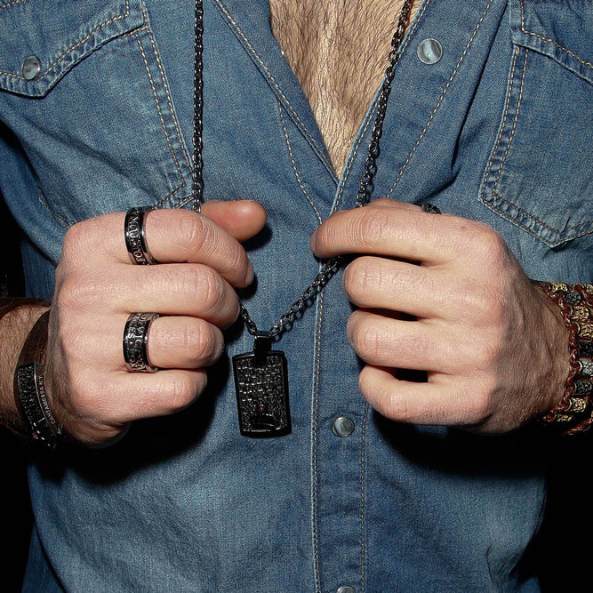 Men's Fashion Jewelry Trends