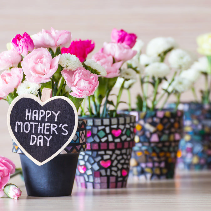 Mother's Day – Not All Gifts are Diamonds