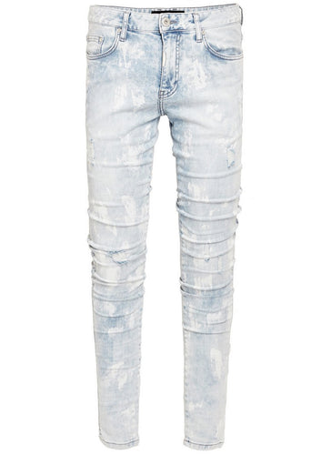 Bleach Blue Essential Denim