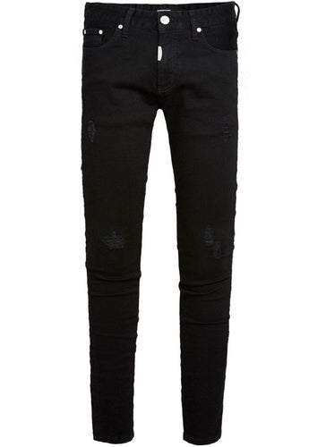Vintage Black Essential Denim
