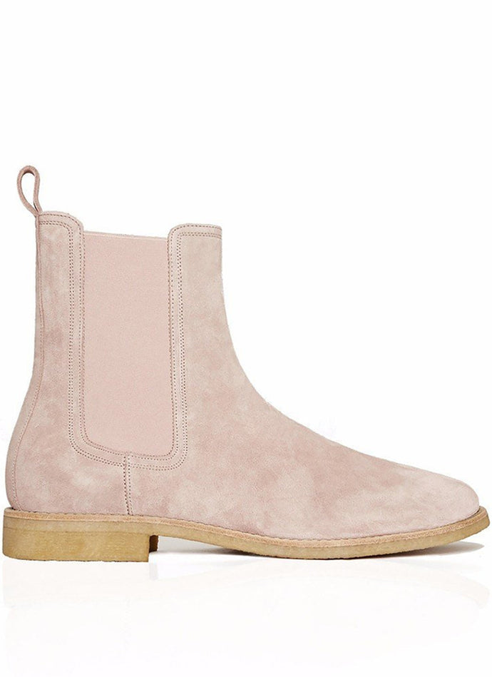 Chelsea Boot-Pearl