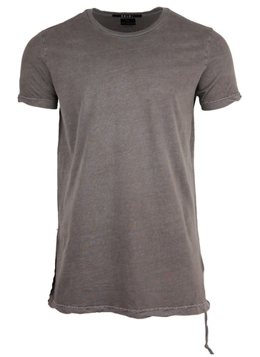 Seeing Lines Tee-Grey