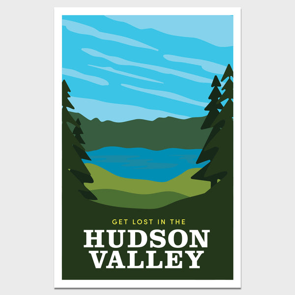 Get Lost In The Hudson Valley