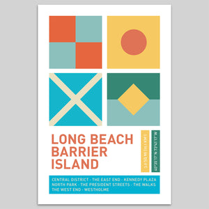 Long Beach LI Flags