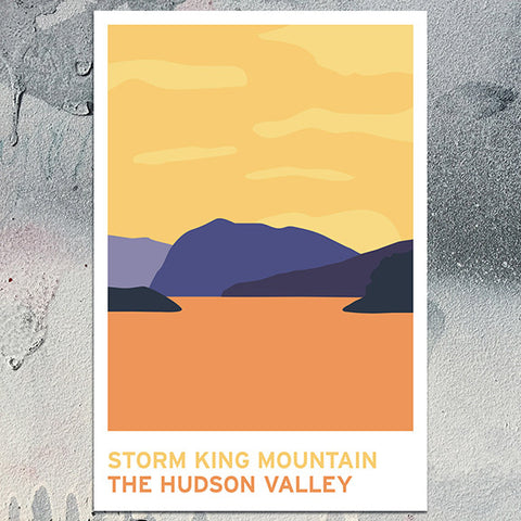 Storm King Mountain - The Hudson Valley