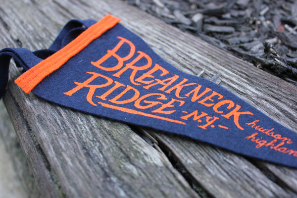 Breakneck Ridge Pennant