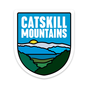 Catskill Mountains Sticker