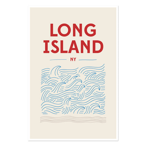 Long Island Waves