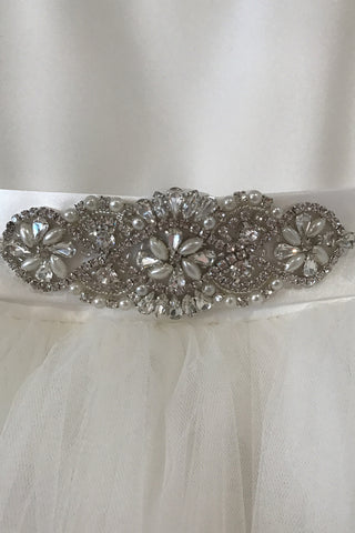 Diamond Sparkle Jewel Sash