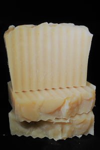 Peach Goats Milk Soap Bar