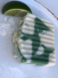 Coconut Lime Verbena Soap Bar