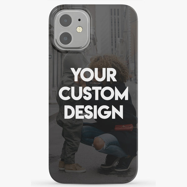 Custom iPhone 12 Mini Slim Case