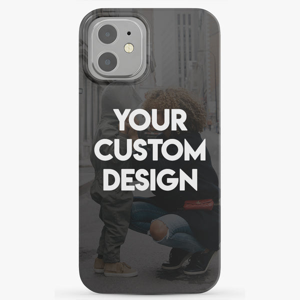 Custom iPhone 12 Slim Case