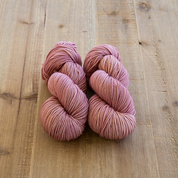 Pure Merino - Tea Rose (dark)