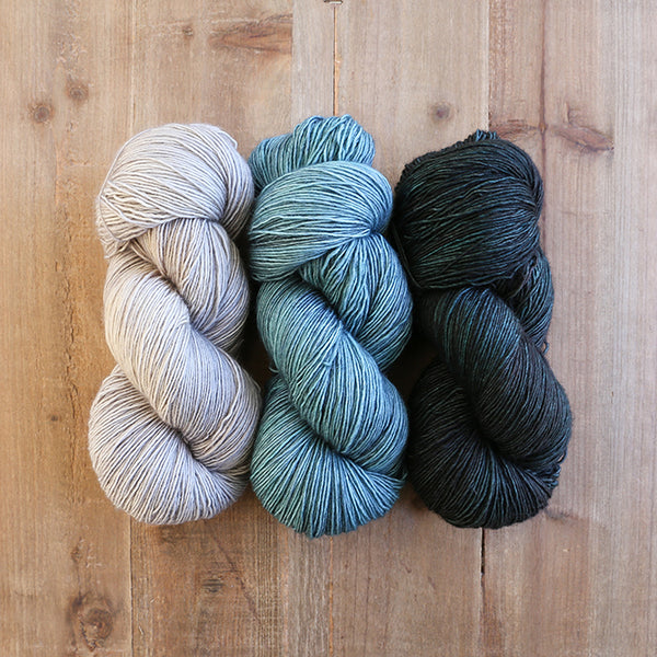 DAYDREAMER yarn kit - Dyed to Order