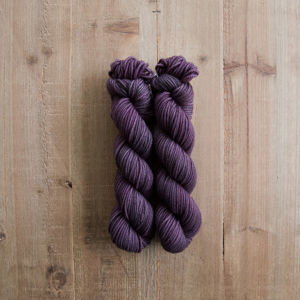 Early Spring - Cashmere Aran (two skeins)